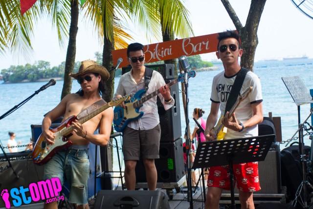PennyLane @ Beerkini Rocks Siloso Beach Sentosa