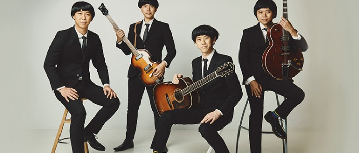 PennyLane - Singapore Live Band available for Weddings and